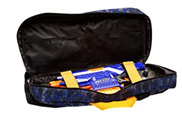 Nerf Soft Transport Case - Mobile Mission P.A.K