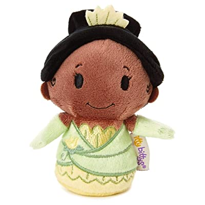 Hallmark itty bittys Disney Tiana Stuffed Animal: Toys & Games [5Bkhe0503028]