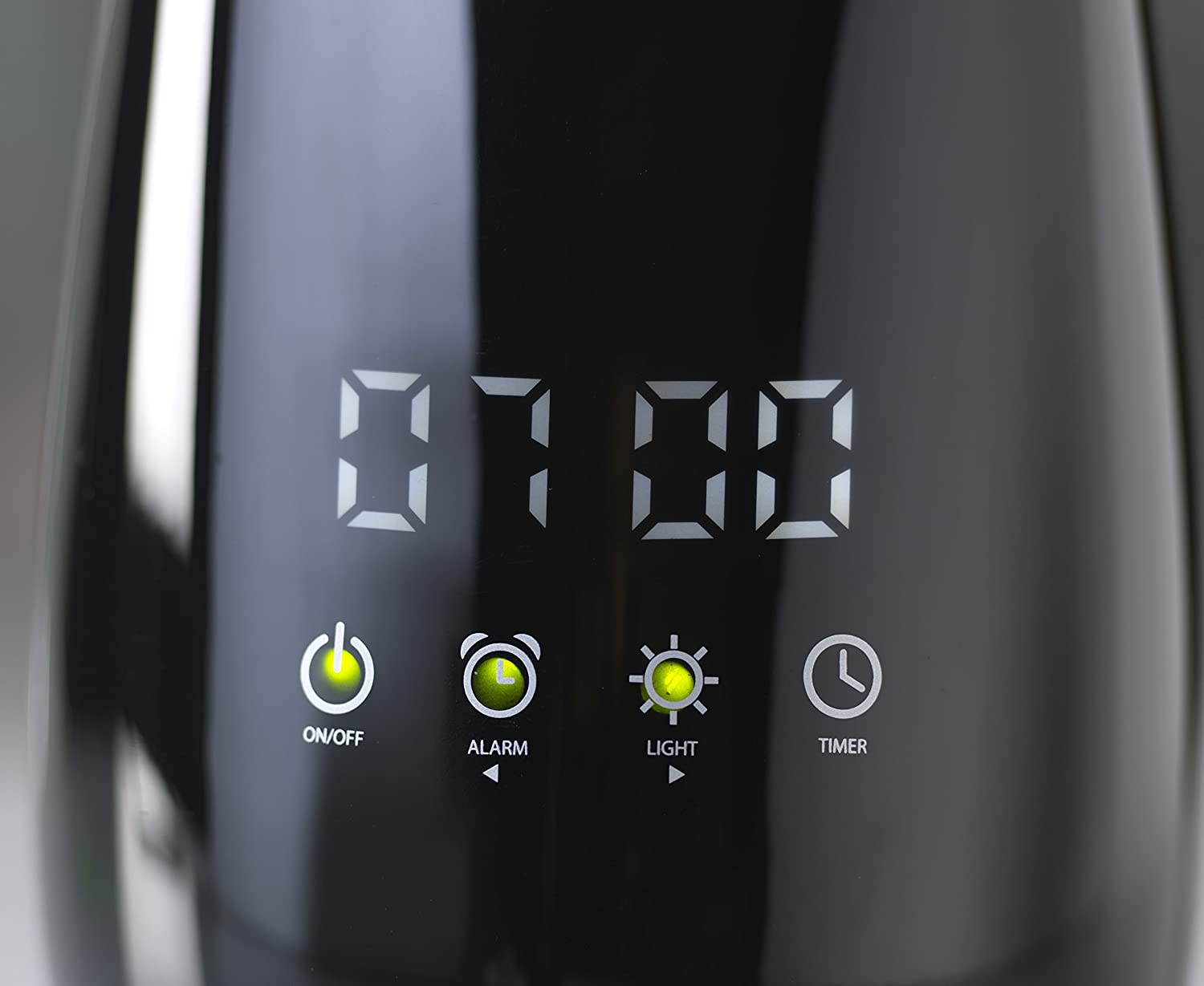 Dimplex 100ml Electronic Aroma Humidifier & Alarm Clock DXAD100