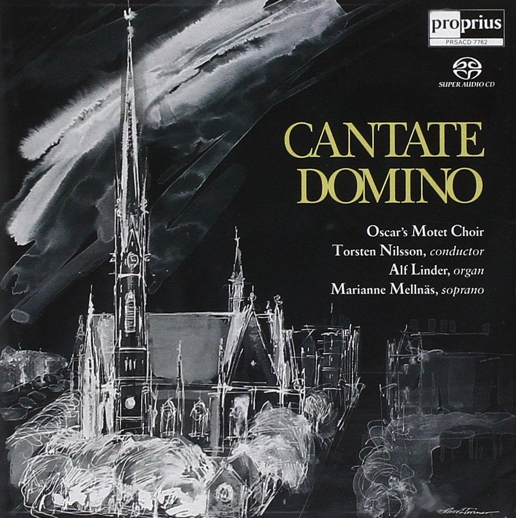 Cantate Domino by Proprius-AudioSource