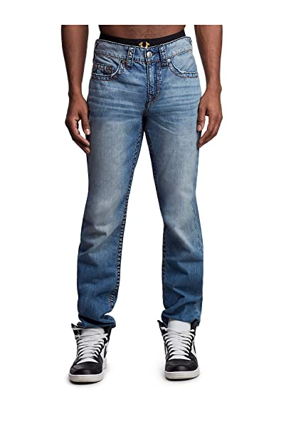 Amazon.com: True Religion Rocco Big T - Pantalones vaqueros ...