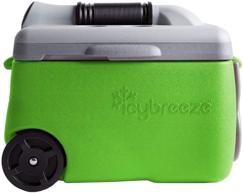 IcyBreeze v2 Portable Air Conditioner & Cooler with Rechargeable Battery