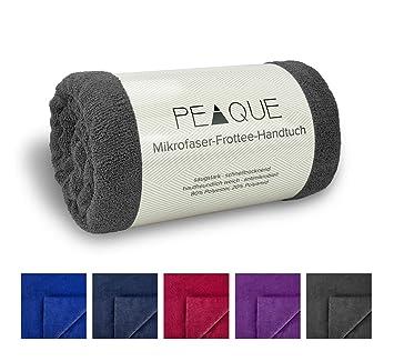 Toalla de rizo de microfibra Peaque, secado rápido, absorbente, PH neutro para la piel y antibacteriano, ...