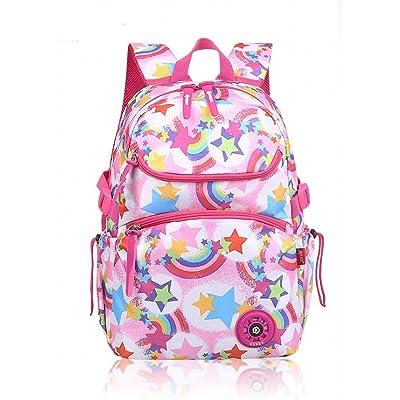 School Bag Backpack for Girls Boys Women Nylon Waterproof,Durable enough