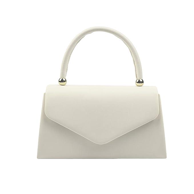 Vintage Handbags, Purses, Bags *New* Womens Classic Envelope Evening Bag WALLYNS Wedding Prom Party Clutch Handbag Purse $19.99 AT vintagedancer.com
