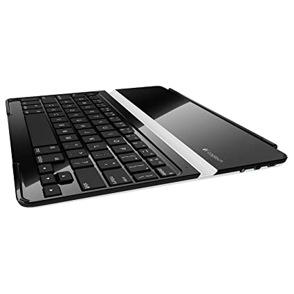 Logitech Ultrathin Keyboard Cover - Teclado para Apple iPad 2/3 ...