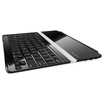 Logitech 920-004233 Bluetooth AZERTY Negro teclado para móvil - Teclados para móviles (Negro, Mini, iPad 2, iPad 3, AZERTY, Bluetooth): Amazon.es: ...