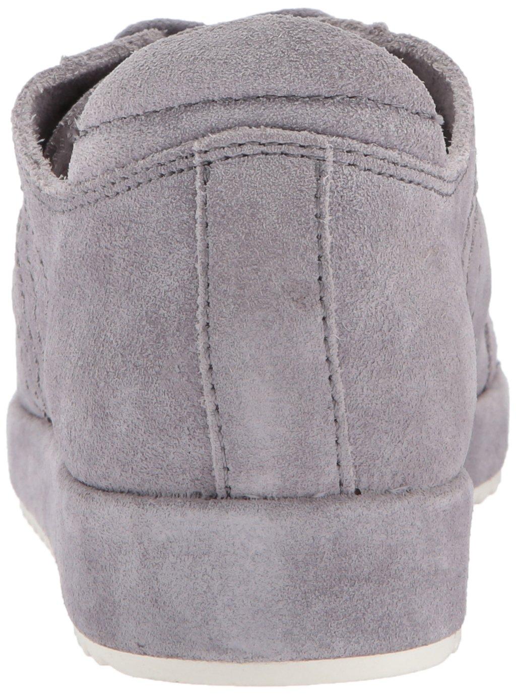 Dolce Vita Women's Sage Sneaker B072QD236J 10 B(M) US|Grey Suede
