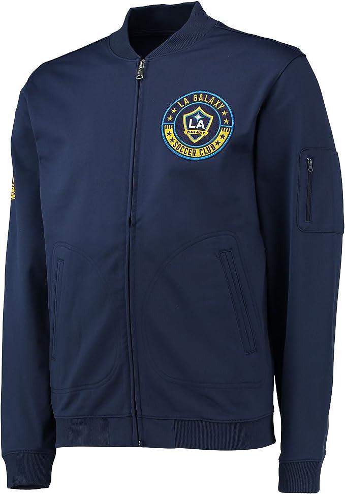 adidas Galaxy chaqueta de chándal - AL5549, Azul marino: Amazon ...