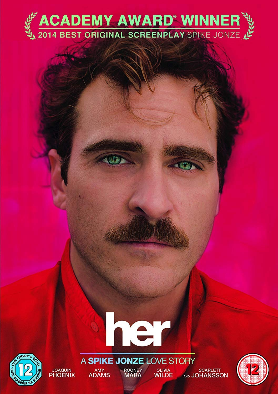 Her [DVD] by Joaquin Phoenix: Amazon.es: Joaquin Phoenix, Amy ...