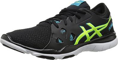ASICS Women's Gel Fit Nova 2 Fitness Shoe, BlackFlash