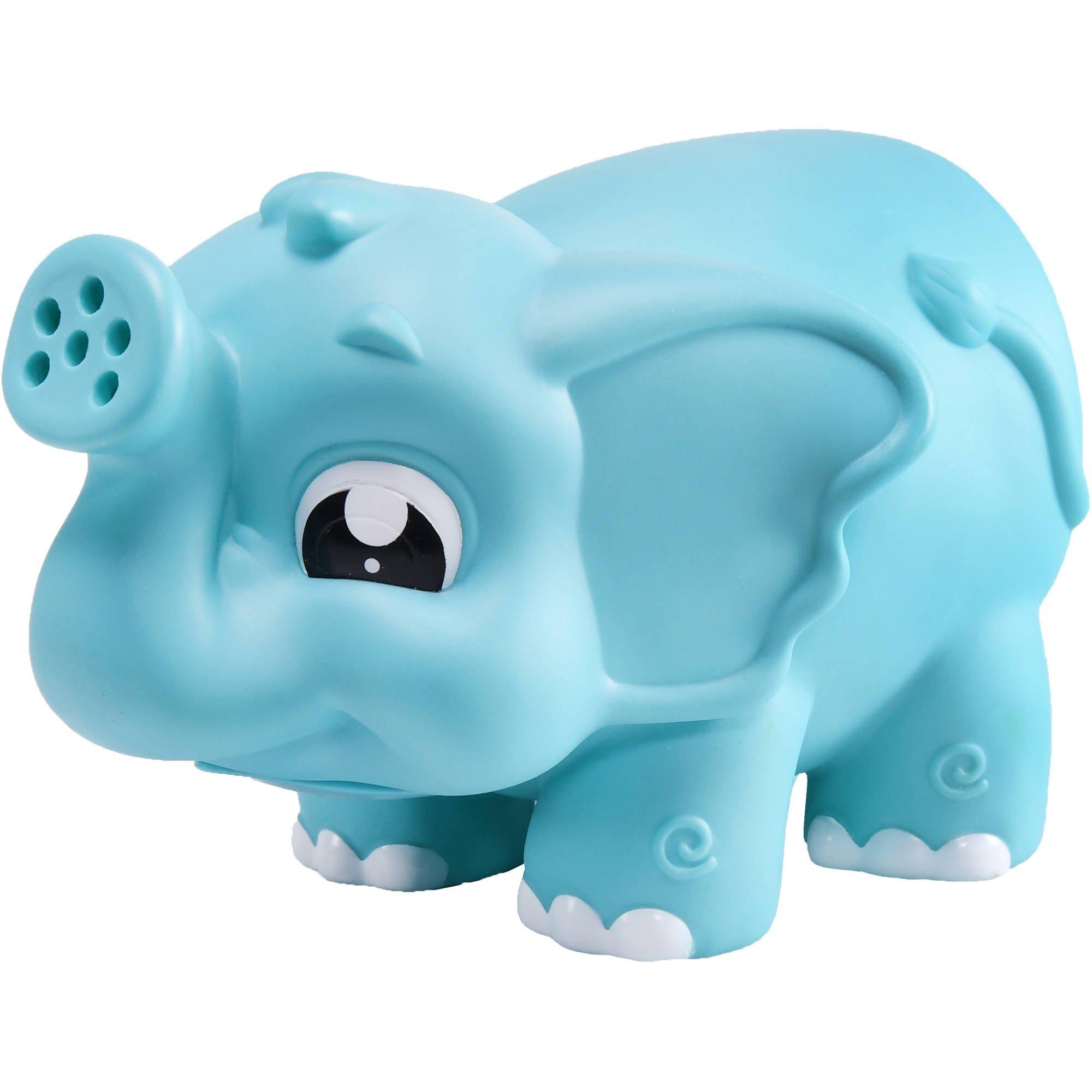 Bathtub Spout Faucet Guard Blue Elephant