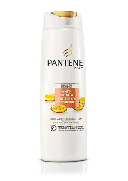 Pantene Shampoo, 675 ml Anticaída