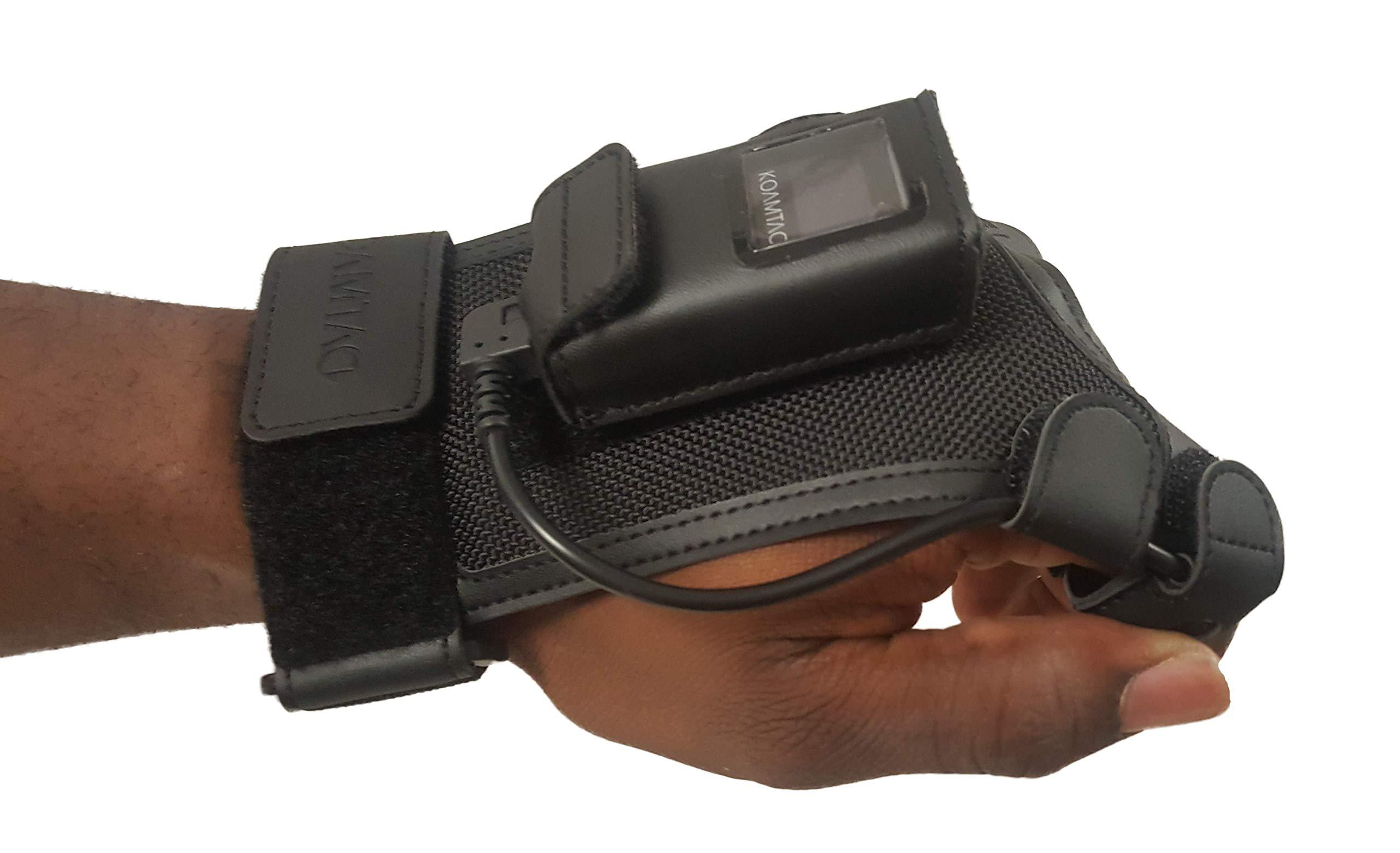 KDC200 Finger Trigger Glove Left Medium Size by KOAMTAC