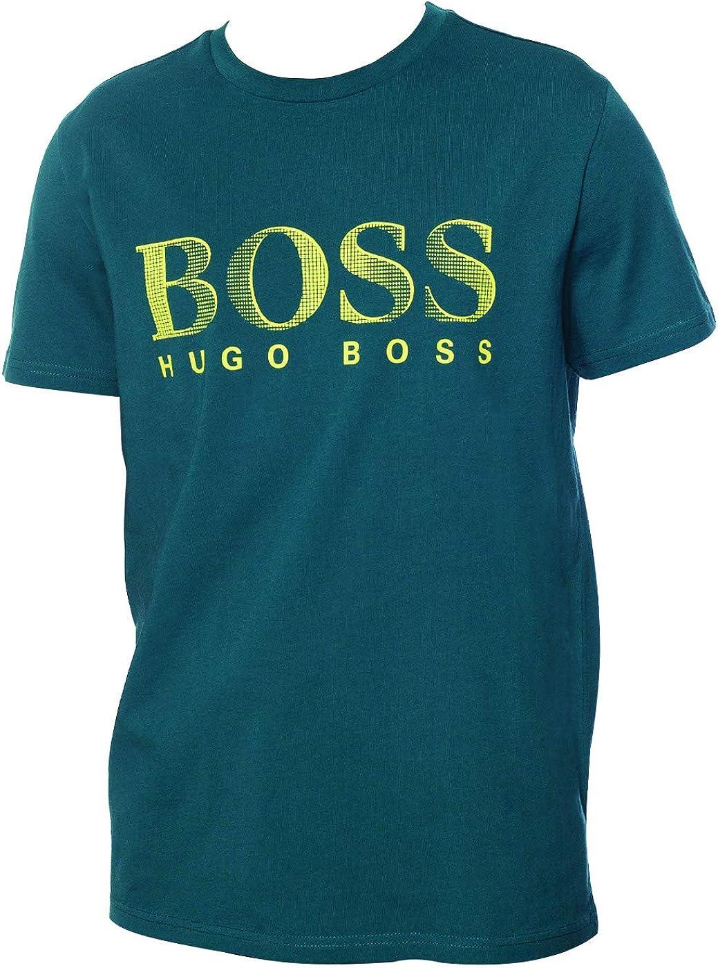 Hugo Boss Mens Rashguard Shirt Rash Guard Shirt