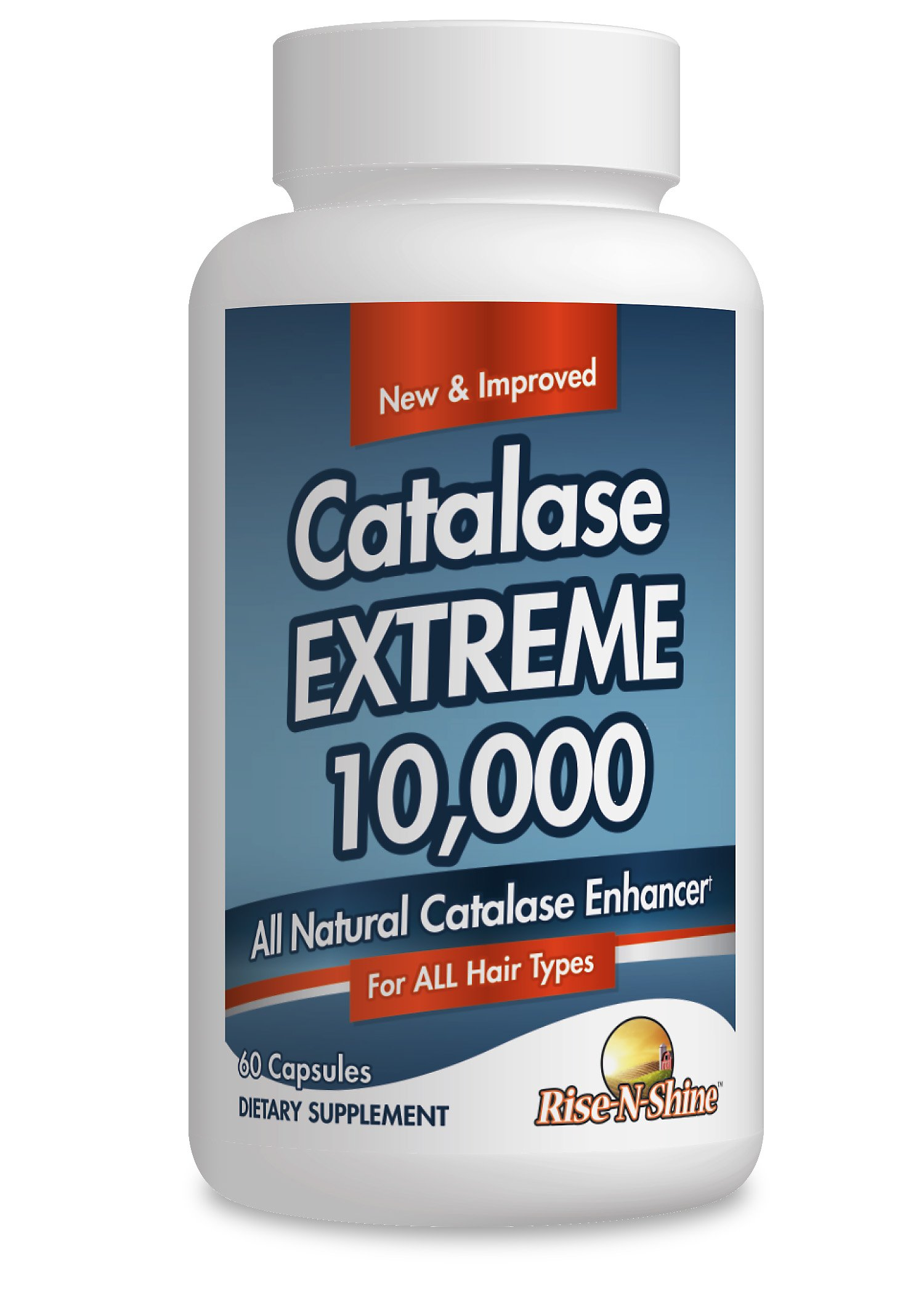 Amazon.com : Catalase XP With 10, 000IU Of Catalase Enzyme