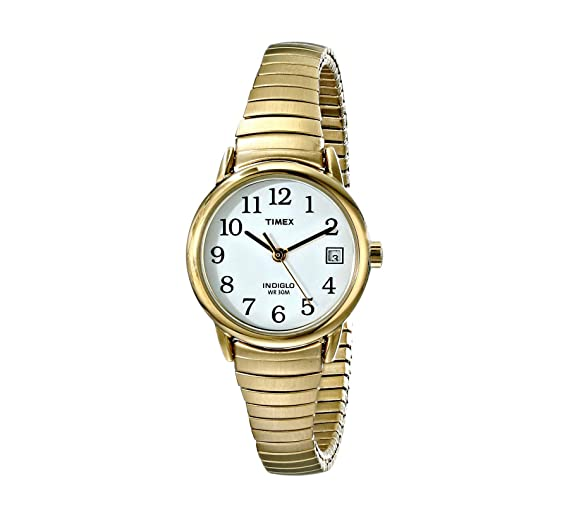 6fcb34764 Timex Women Quartz Watch with Analogue Display: Timex: Amazon.co.uk ...