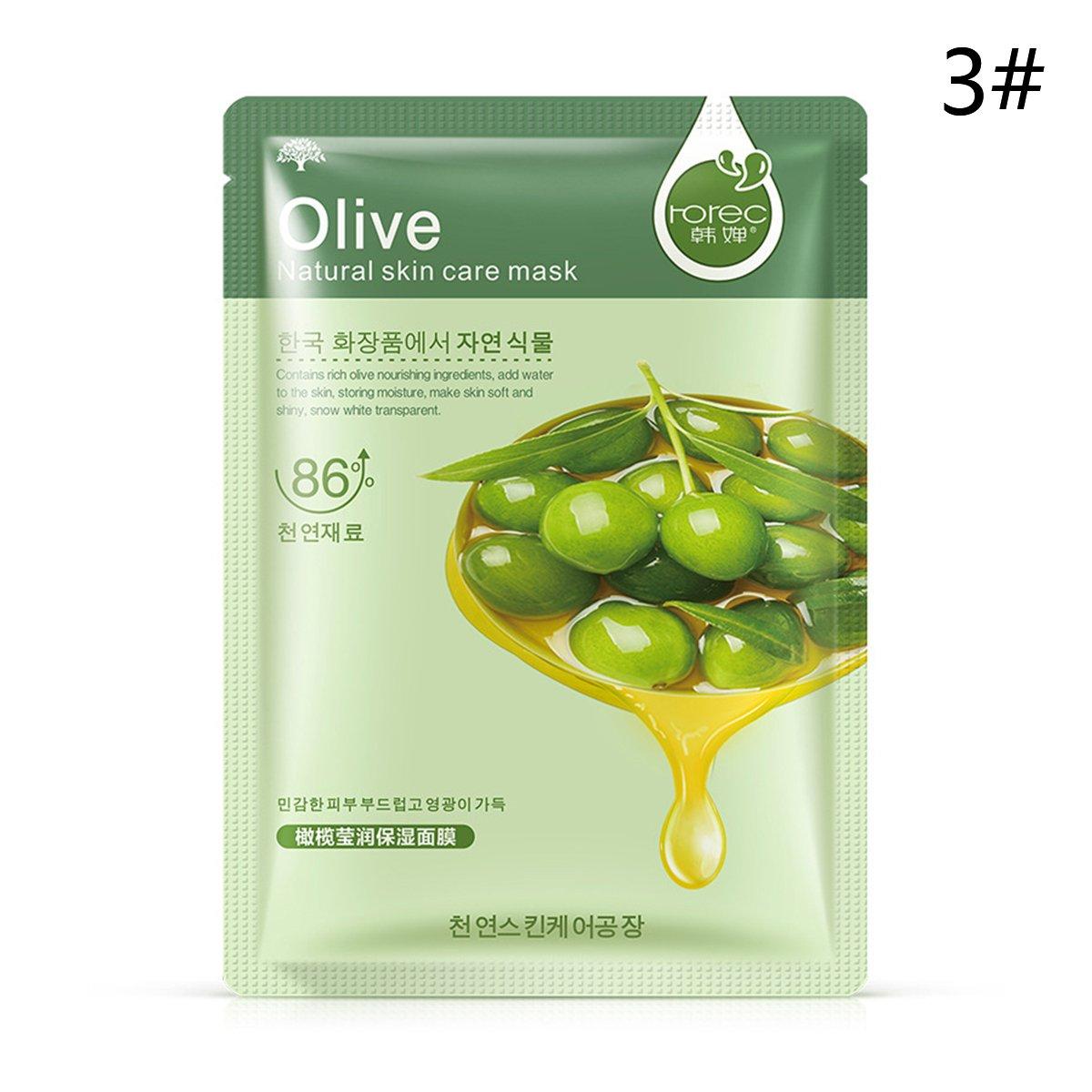 Peng Sheng Plant Essence idratante maschera Essence seta pulizia olio per la cura della pelle maschera nera
