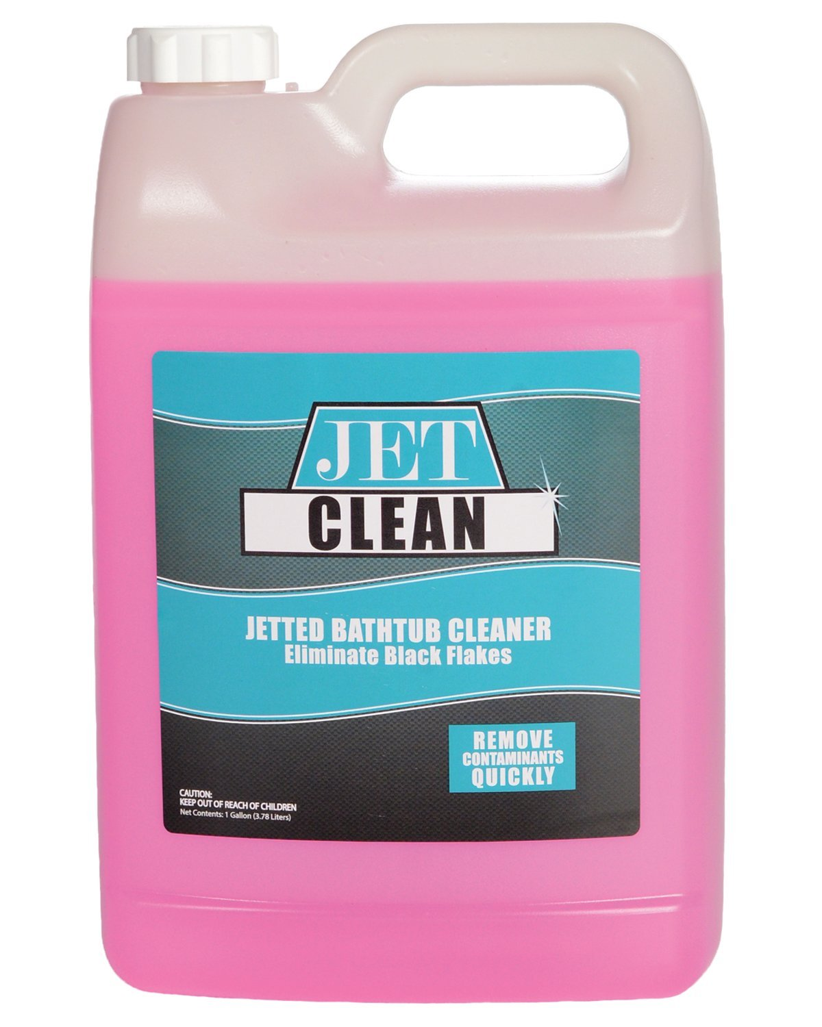 Amazon.com : Jet Clean Jetted Bathtub Cleaner - Quickly Removes ...