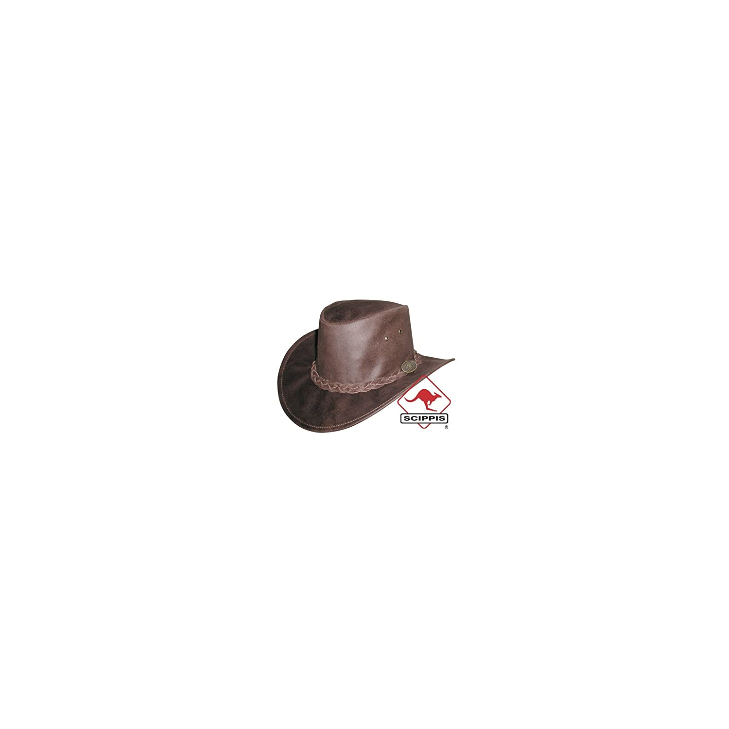 Scippis - Leather Hat Wallace