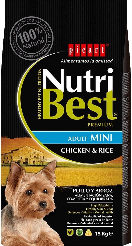 Nutribest Dog Adult Mini Poll3K 3000 g