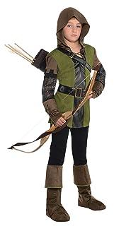 AMSCAN 845714-55 - Costume da re dei ladri, 8-10 Anni