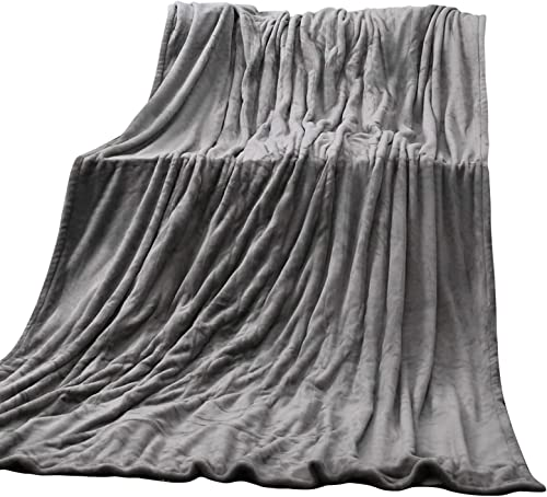 Electric Heated Blanket Twin 62″ x 84″ Large Heating Throw Blanket