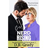 Bad Nerd Rising: Clean contemporary romance, fairytale story with a nerdy twist. : The Morrison Family Book 7 (The Morrison F