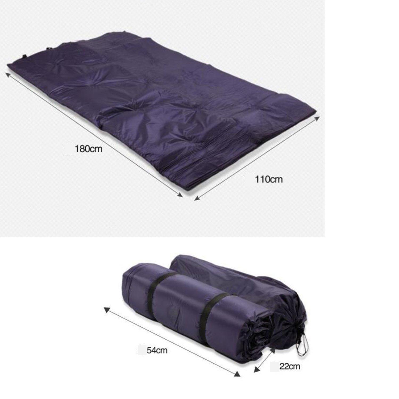 Adventurer Camping Pad Almohadilla para Dormir Ligera para Acampar Llevar La Comodidad del Hogar Al Camping 180 × 110 × 2 Cm: Amazon.es: Deportes y aire ...