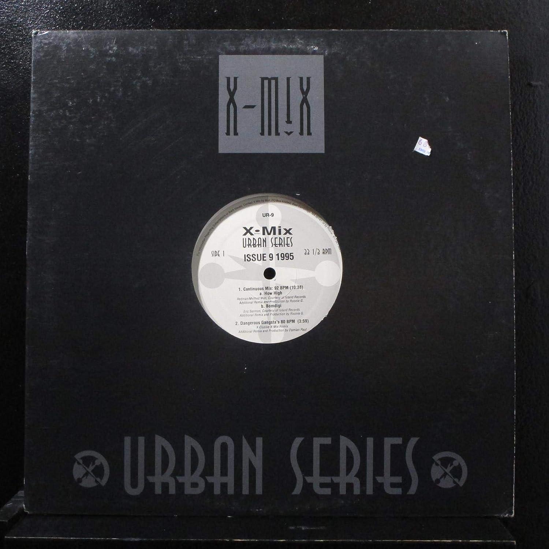 Various - Various - X-Mix Urban Series 9 - Lp Vinyl Record