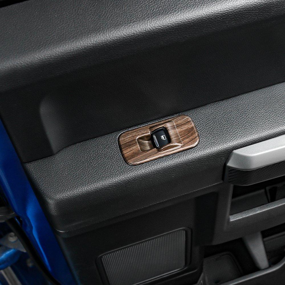 Silver Voodonala Auto Windshield Window Sunshade for Ford F150 F250 F350 Trucks