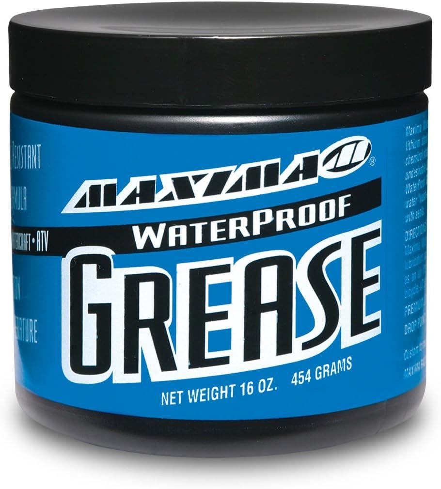 Maxima Racing Oils 80916-3PK Max 78% OFF Waterproof High 16 Grease Temp 25% OFF oz B