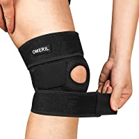 OMERIL Knee Brace, Knee Compression Sleeve Breathable Knee Pad for Men & Women, Knee Support for Arthritis Pain…