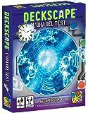 dV Giochi DVG4472 - Deckscape l'Ora del Test Gioco Cooperativo Tascabile