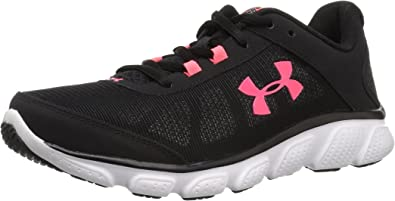 pared evitar León  Under Armour Women's Micro G Assert 7 Sneaker: Amazon.ca: Shoes & Handbags