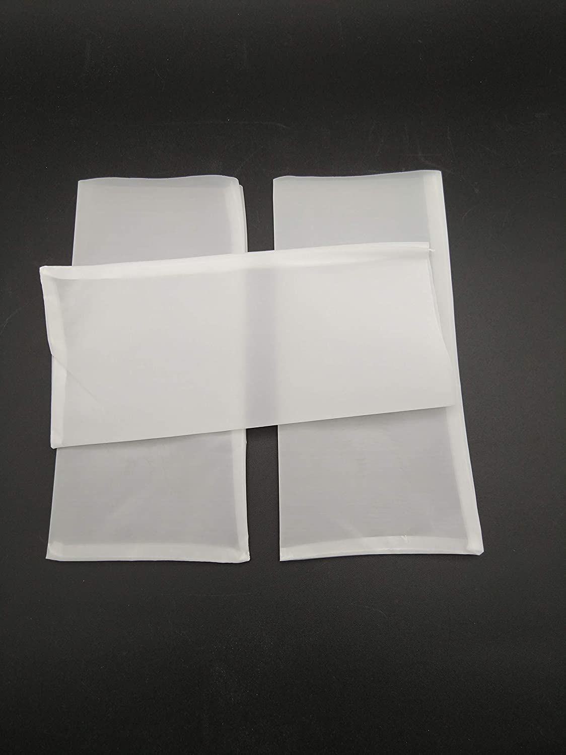 2018 hot Selling Rosin Press Bags 3 Plus 6inch filter bags Premium Quality Extraction Bags Tea Bags in Stocks- 100pack 3x6 90u Micron