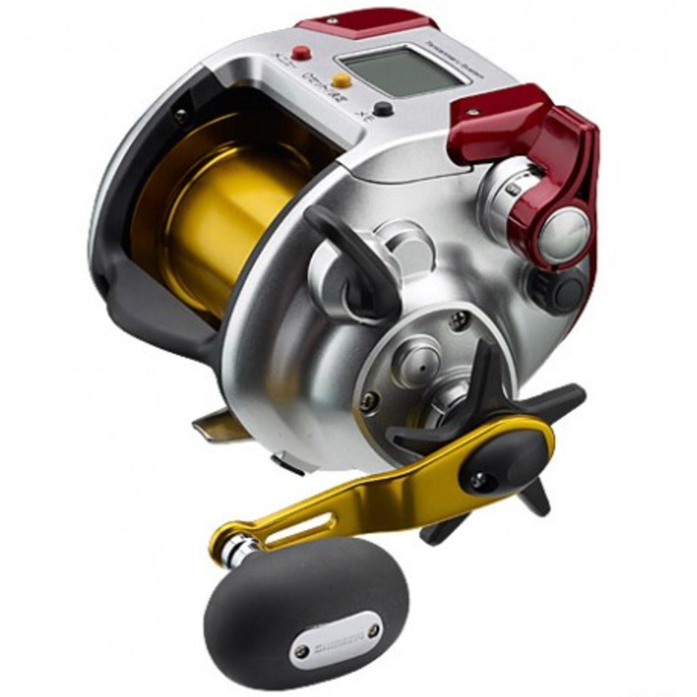 Shimano fishing dendou maru 4000 plays electric fishing for Electric fishing reels