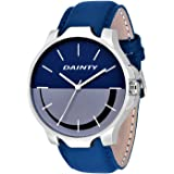 DAINTY Blue JUST Smile:) Dial Watch - for Men