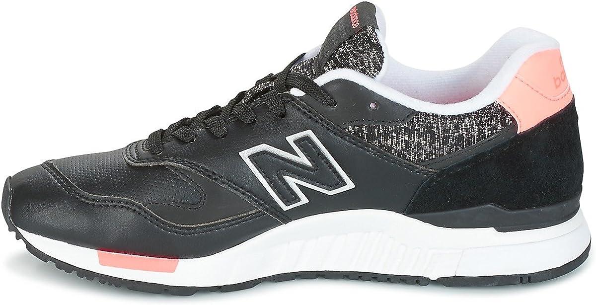 New Balance WL840 WB WL840WB, Turnschuhe Noir