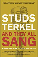 And They All Sang: Adventures of an Eclectic Disc Jockey Kindle Edition