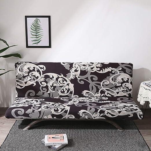 Ainy - Funda para sofá de Tela de Spandex elástica con Parte ...