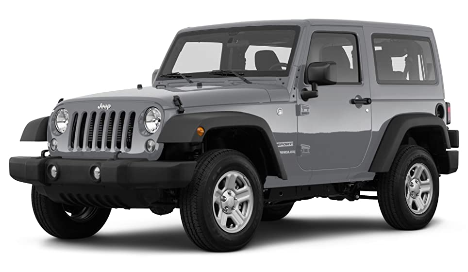 Amazoncom 2017 Jeep Wrangler Reviews Images and Specs Vehicles