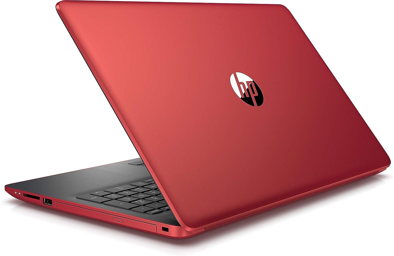 PC portatil HP 15-da0123ns rojo