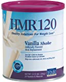 HMR 120 Shake Mix, Canister of 12 servings (Vanilla)