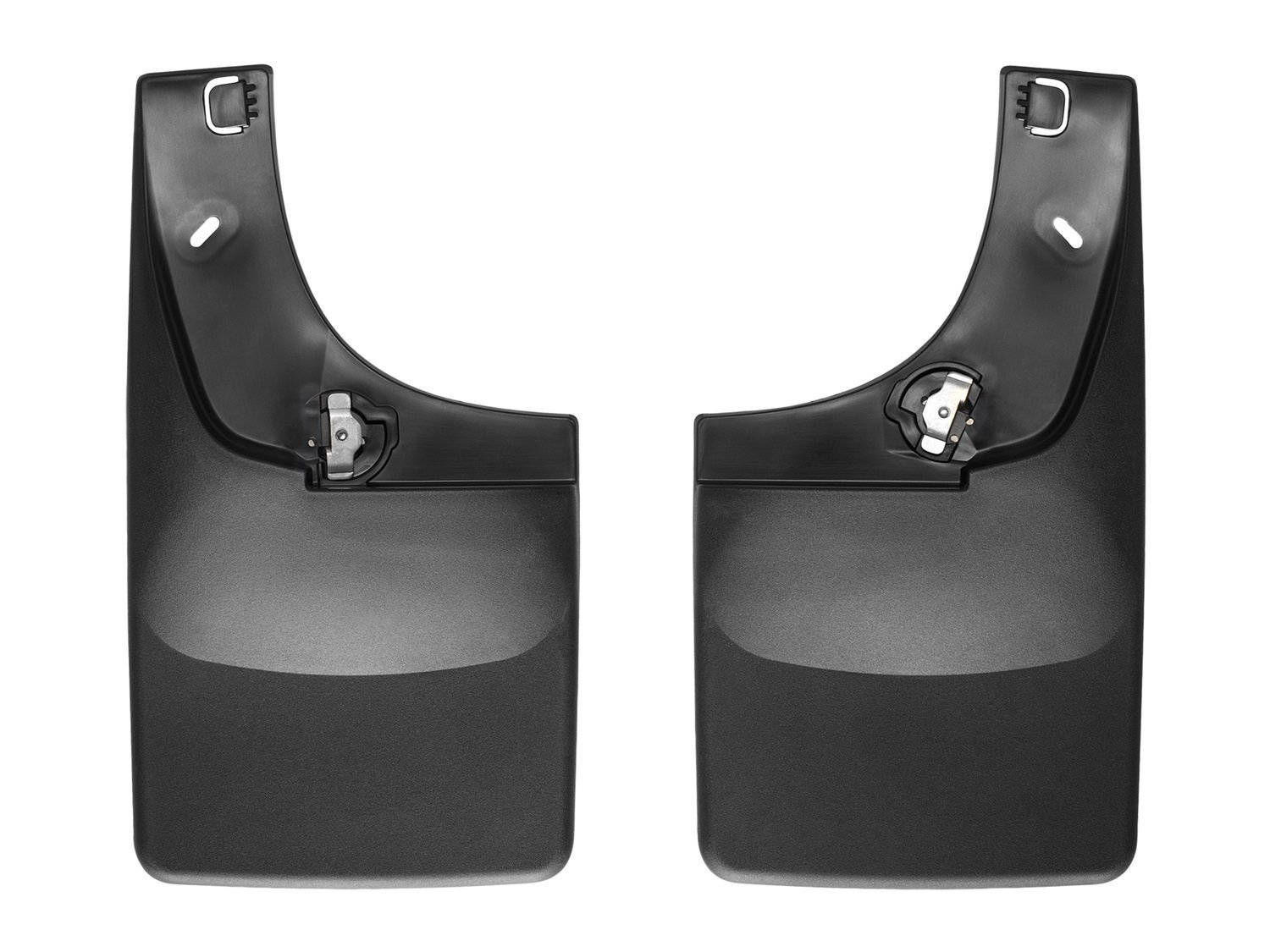 WeatherTech 120036 Mud Flap, Black