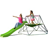 Kids Dome Climber Play Structures - Multiple Kids Jungle Gym Climbing Structure, Activity Center, Outdoor & Indoor…