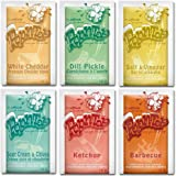 Pop n Top Popcorn Snack Seasoning 24x15g - Variety Pack