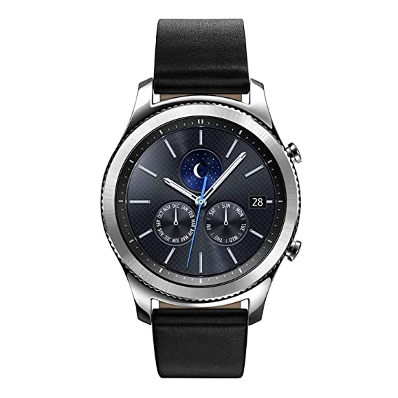 Amazon.com: Samsung Gear S3 Classic Smartwatch - SASM ...