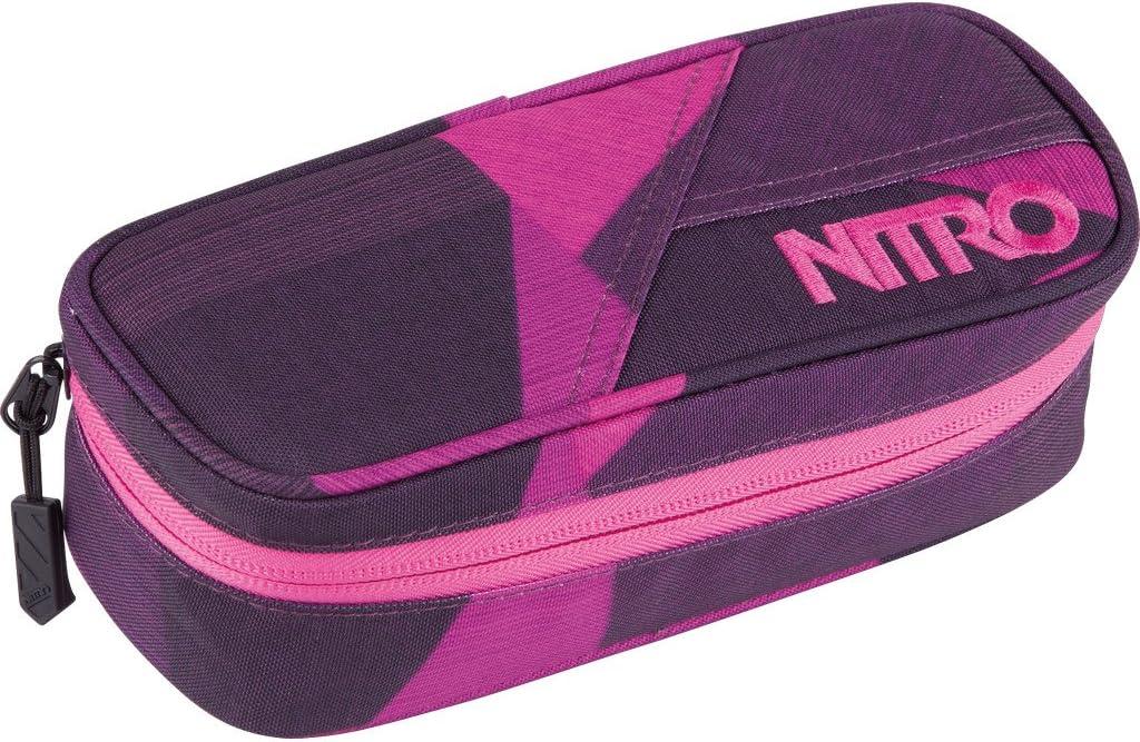 Nitro Snowboards Pencil Case, Estuche 28 cm, Fragments Purple: Amazon.es: Deportes y aire libre