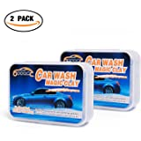 GOOACC Magic Clean Clay Bar - For Vehicle Car 2 Pack With Box